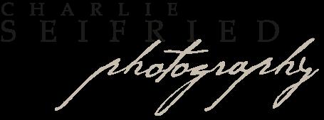 Charlie Seifried Photography logo.
