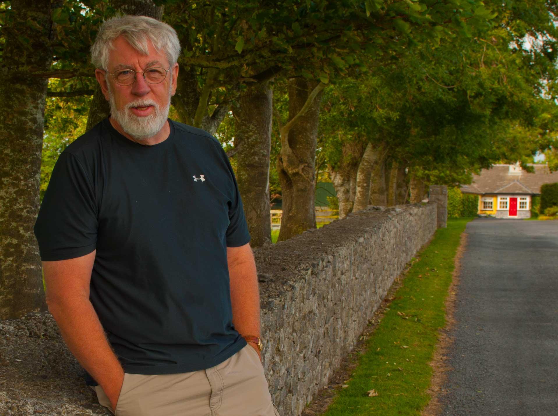 charlie in ireland